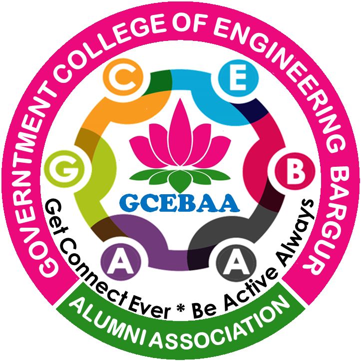 GCEB ALUMNI ASSOCIATION LOGO